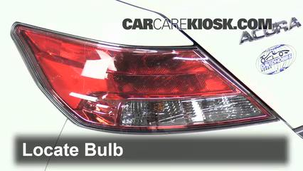 2012 Acura TL 3.5L V6 Éclairage