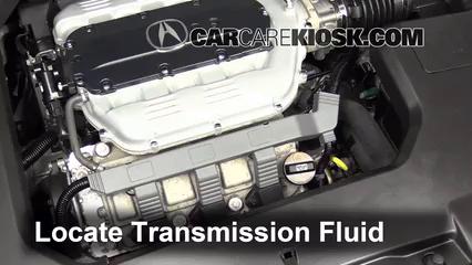 2012 Acura TL 3.5L V6 Liquide de transmission