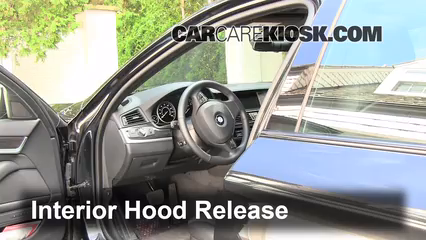 2012 BMW 528i xDrive 2.0L 4 Cyl. Turbo Capot