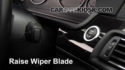 2012 BMW 550i xDrive 4.4L V8 Turbo Windshield Wiper Blade (Front)
