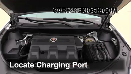2012 Cadillac SRX Luxury 3.6L V6 FlexFuel Climatisation