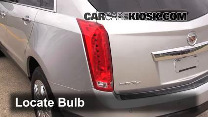 2012 Cadillac SRX Luxury 3.6L V6 FlexFuel Lights
