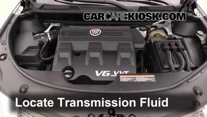 2012 Cadillac SRX Luxury 3.6L V6 FlexFuel Transmission Fluid