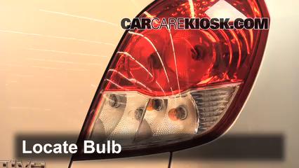 2012 Chevrolet Captiva Sport LTZ 3.0L V6 FlexFuel Luces Luz de giro trasera (reemplazar foco)