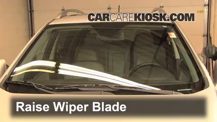 2012 Chevrolet Captiva Sport LTZ 3.0L V6 FlexFuel Windshield Wiper Blade (Front)