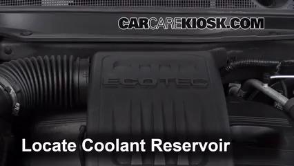 2012 Chevrolet Equinox LT 2.4L 4 Cyl. FlexFuel Antigel (Liquide de Refroidissement)