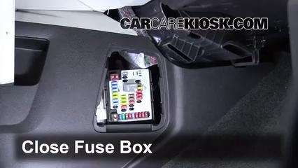 Interior Fuse Box Location: 2010-2017 Chevrolet Equinox - 2012 Chevrolet  Equinox LT 2.4L 4 Cyl. FlexFuel | Chevrolet Equinox Fuse Box |  | CarCareKiosk