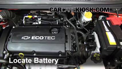 2012 Chevrolet Sonic LT 1.8L 4 Cyl. Sedan Batterie