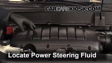2009 Chevrolet Traverse LT 3.6L V6 Líquido de dirección asistida