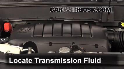 2009 Chevrolet Traverse LT 3.6L V6 Líquido de transmisión