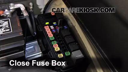 interior fuse box location: 2011-2019 chrysler 300 - 2012 chrysler 300  limited 3.6l v6  carcarekiosk