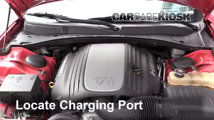 2012 Dodge Charger RT 5.7L V8 Air Conditioner