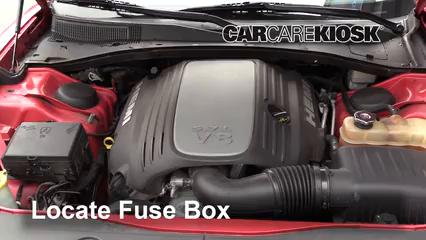 2012 Dodge Charger RT 5.7L V8 Fuse (Engine)