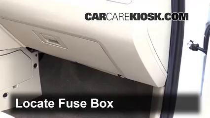 2012 Ford Escape XLT 2.5L 4 Cyl. Fusible (intérieur)