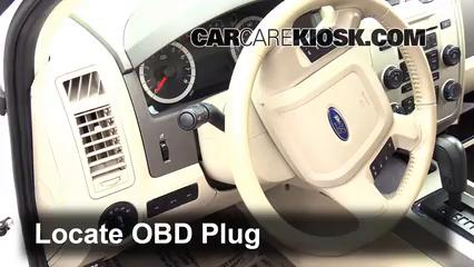 2012 Ford Escape XLT 2.5L 4 Cyl. Lumière « Check engine » du moteur