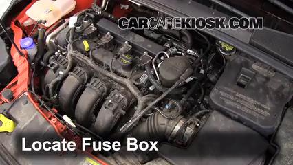2012 Ford Focus SE 2.0L 4 Cyl. Sedan Fusible (moteur)