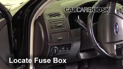 2012 Ford Fusion SEL 3.0L V6 FlexFuel Fuse (Interior)
