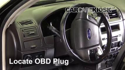 2012 Ford Fusion SEL 3.0L V6 FlexFuel Check Engine Light