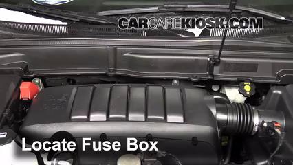 2012 GMC Acadia SLE 3.6L V6 Fusible (moteur)