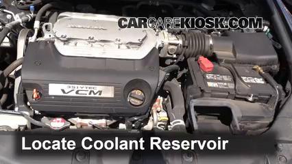2012 Honda Accord EX-L 3.5L V6 Sedan Antigel (Liquide de Refroidissement)