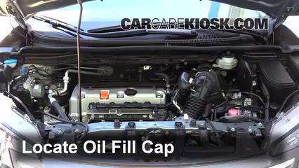 2012 Honda CR-V EX-L 2.4L 4 Cyl. Oil