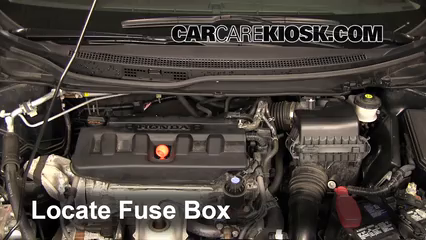 2012 Honda Civic EX-L 1.8L 4 Cyl. Sedan Fusible (motor)