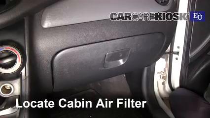 2012 Hyundai i10 Era 1.1L 4 Cyl. Air Filter (Cabin)