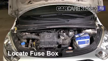 2012 Hyundai i10 Era 1.1L 4 Cyl. Fuse (Engine)