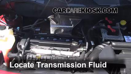 2012 Jeep Patriot Sport 2.0L 4 Cyl. Transmission Fluid