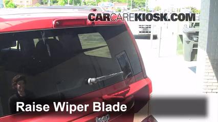 2012 Jeep Patriot Sport 2.0L 4 Cyl. Windshield Wiper Blade (Rear)