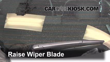 2012 Kia Rio5 LX 1.6L 4 Cyl. Windshield Wiper Blade (Rear)