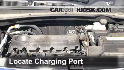 2012 Kia Sportage EX 2.4L 4 Cyl. Air Conditioner