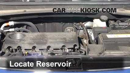 2012 Kia Sportage EX 2.4L 4 Cyl. Windshield Washer Fluid