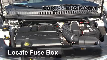 2012 Lincoln MKT 3.7L V6 Fuse (Engine)
