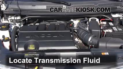 2012 Lincoln MKT 3.7L V6 Transmission Fluid