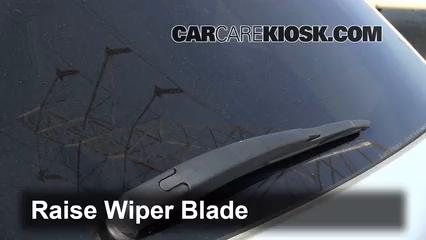 2012 Lincoln MKT 3.7L V6 Windshield Wiper Blade (Rear)