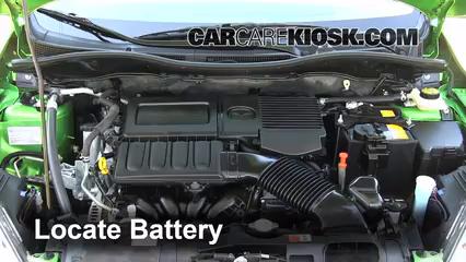 2012 Mazda 2 Touring 1.5L 4 Cyl. Hatchback (4 Door) Battery