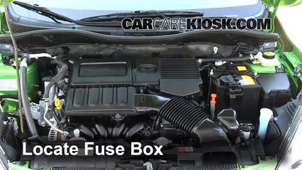 2012 Mazda 2 Touring 1.5L 4 Cyl. Hatchback (4 Door) Fuse (Engine)