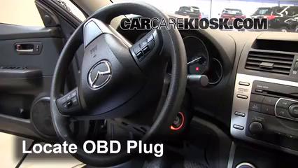 2012 Mazda 6 i 2.5L 4 Cyl. Check Engine Light