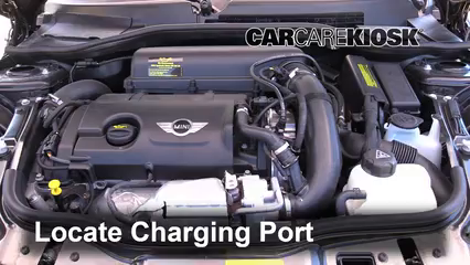 2012 Mini Cooper S 1.6L 4 Cyl. Turbo Hatchback Aire Acondicionado