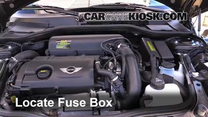 2012 Mini Cooper S 1.6L 4 Cyl. Turbo Hatchback Fusible (motor)