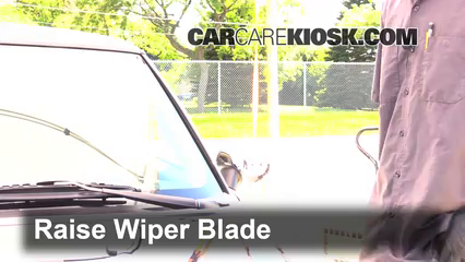 2012 Mini Cooper S 1.6L 4 Cyl. Turbo Hatchback Windshield Wiper Blade (Front)