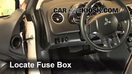 2012 Mitsubishi Eclipse GS Sport 2.4L 4 Cyl. Fuse (Interior)