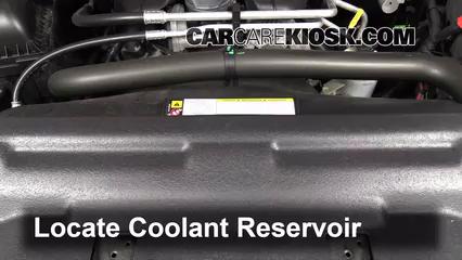 2012 Ram 1500 SLT 5.7L V8 Crew Cab Pickup Coolant (Antifreeze)
