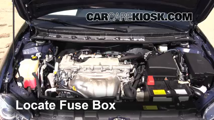 2012 Scion tC 2.5L 4 Cyl. Fuse (Engine)