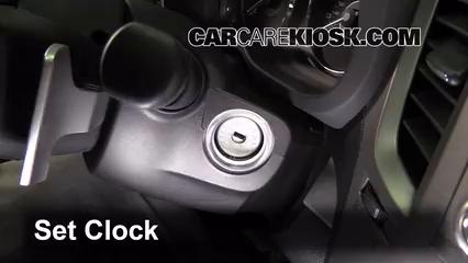 2012 Subaru Outback 2.5i Premium 2.5L 4 Cyl. Reloj