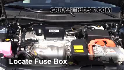 2012 Toyota Camry Hybrid XLE 2.5L 4 Cyl. Fuse (Engine)