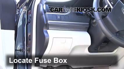 2012 Toyota Camry Hybrid XLE 2.5L 4 Cyl. Fuse (Interior)