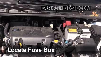 2012 Toyota Yaris L 1.5L 4 Cyl. Hatchback (4 Door) Fuse (Engine)