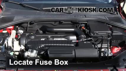 2012 Volvo S60 T5 2.5L 5 Cyl. Turbo Fuse (Engine)